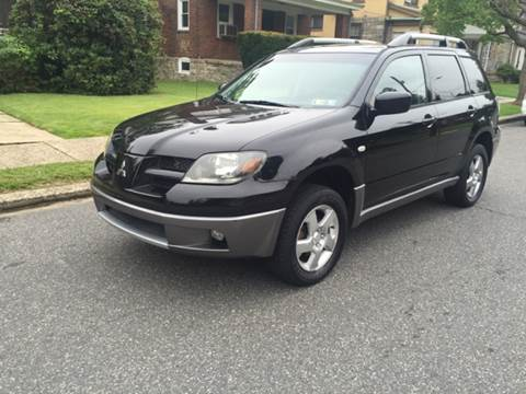 2004 Mitsubishi Outlander for sale in Darby, PA