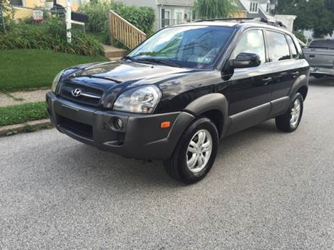 2007 Hyundai Tucson for sale in Darby, PA