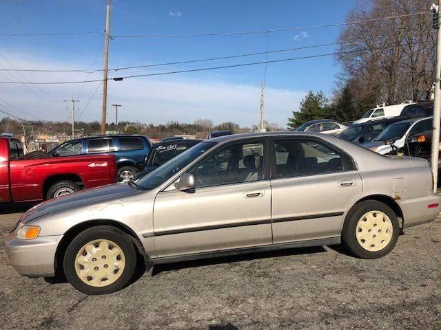 1996 Honda Accord LX 4dr Sedan   Darby PA