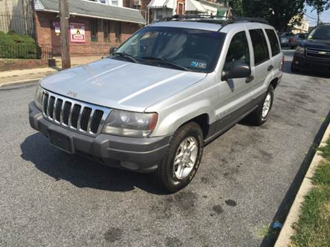 2002 Jeep Grand Cherokee for sale in Darby, PA