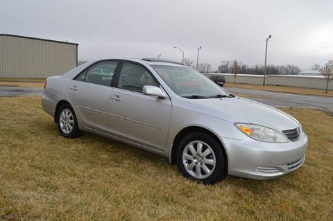 2002 Toyota Camry for sale in Raymore, MO