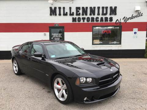 2010 Dodge Charger for sale at Millennium Motorcars in Yorkville IL
