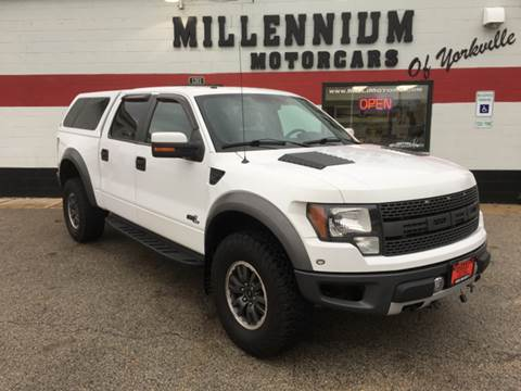 2011 Ford F-150 for sale at Millennium Motorcars in Yorkville IL