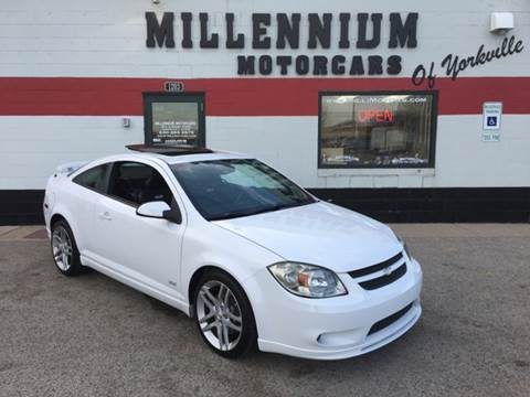 2010 Chevrolet Cobalt for sale at Millennium Motorcars in Yorkville IL