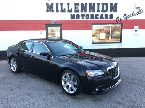 2012 Chrysler 300 for sale at Millennium Motorcars in Yorkville IL