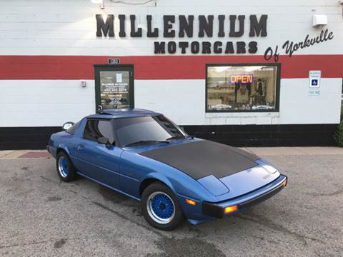 1979 Mazda RX-7 for sale in Yorkville, IL