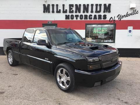 Chevrolet Silverado 1500 Ss Classic For Sale In Yorkville Il