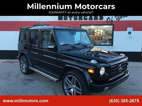 2005 Mercedes-Benz G-Class for sale in Yorkville, IL