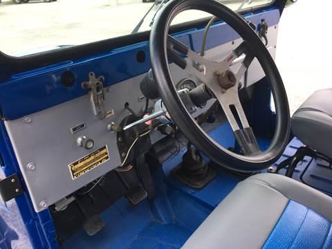 1975 Jeep CJ-5