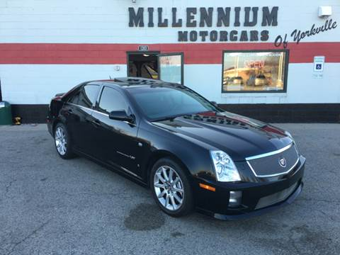 2007 cadillac sts v for sale in yorkville il. Cars Review. Best American Auto & Cars Review