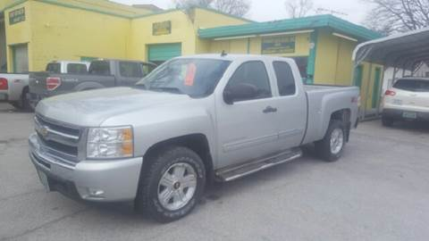 2010 Chevrolet Silverado 1500 for sale at Stewart Auto Sales Inc in Central City NE
