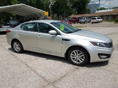 2013 Kia Optima for sale in Central City, NE