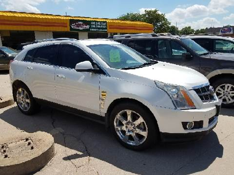 2012 Cadillac SRX for sale in Central City, NE