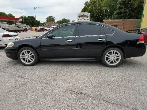 2011 Chevrolet Impala for sale in Central City, NE