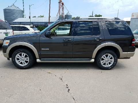 2007 Ford Explorer for sale in Central City, NE
