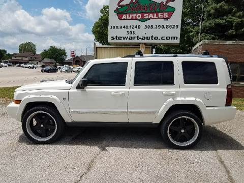 2006 Jeep Commander for sale in Central City, NE