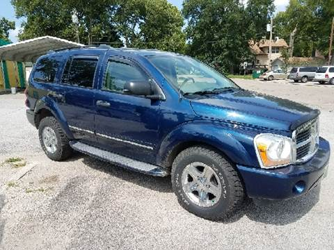 2005 Dodge Durango for sale in Central City, NE