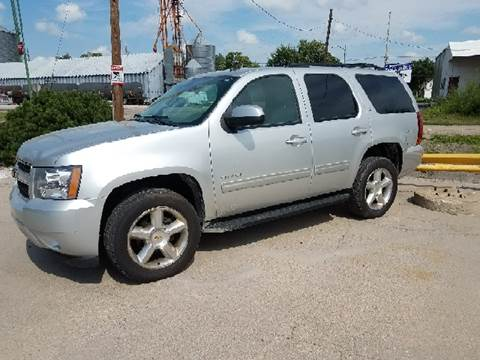 2011 Chevrolet Tahoe for sale in Central City, NE