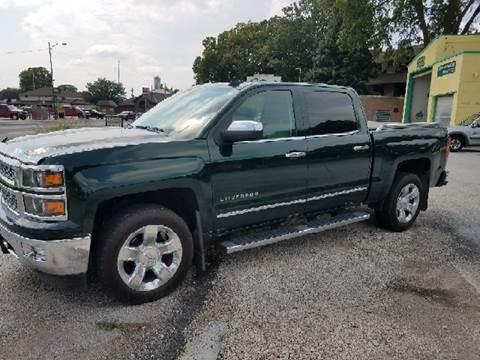 2015 Chevrolet Silverado 1500 for sale in Central City, NE