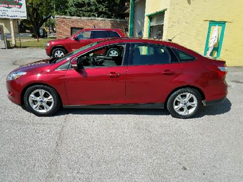 2014 Ford Focus for sale in Central City, NE