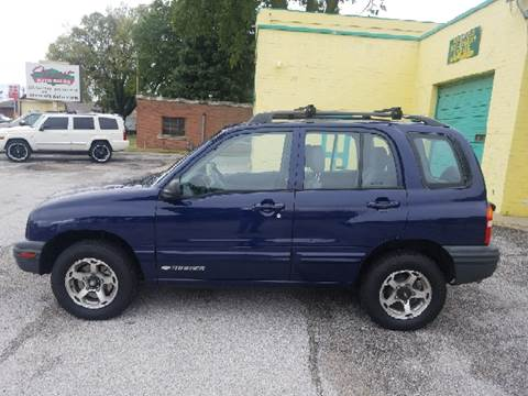 2000 Chevrolet Tracker for sale in Central City, NE