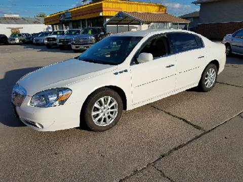 2011 Buick Lucerne for sale in Central City, NE
