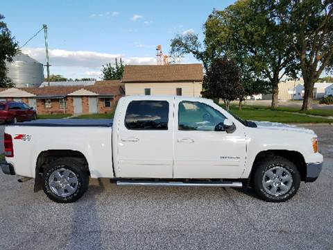 2011 GMC Sierra 1500 for sale in Central City, NE