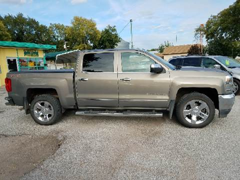 2017 Chevrolet Silverado 1500 for sale in Central City, NE