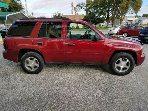 2007 Chevrolet TrailBlazer for sale in Central City, NE