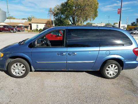 2007 Chrysler Town and Country for sale in Central City, NE