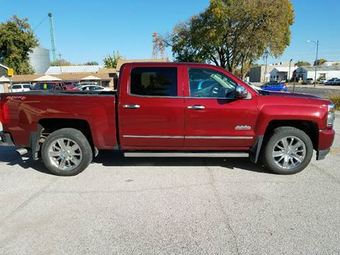 2016 Chevrolet Silverado 1500 for sale at Stewart Auto Sales Inc in Central City NE