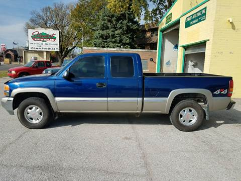2001 GMC Sierra 1500 for sale in Central City, NE