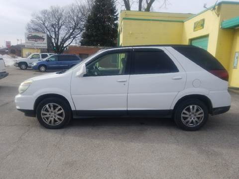 2006 Buick Rendezvous for sale at Stewart Auto Sales Inc in Central City NE