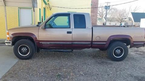 1997 chevy c2500 service manual