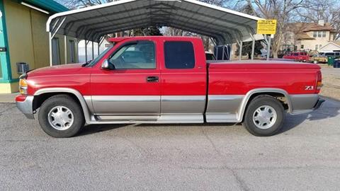 1999 GMC Sierra 1500 for sale in Central City, NE