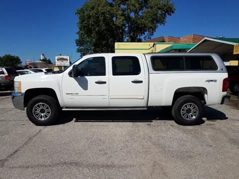 2010 Chevrolet Silverado 2500HD for sale in Central City, NE