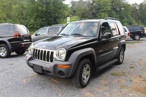 2004 Jeep Liberty for sale in Seymour, TN