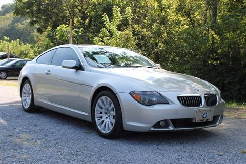 2004 BMW 6 Series for sale in Seymour, TN