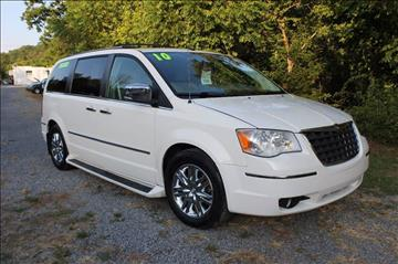 2010 Chrysler Town and Country for sale in Seymour, TN