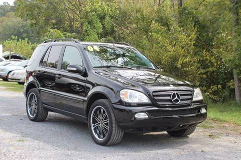 2004 Mercedes-Benz M-Class for sale in Seymour, TN