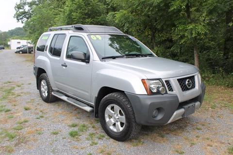 2009 Nissan Xterra for sale in Seymour, TN