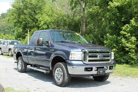 2005 Ford F-250 Super Duty for sale in Seymour, TN