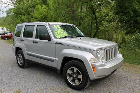 2008 Jeep Liberty for sale in Seymour, TN