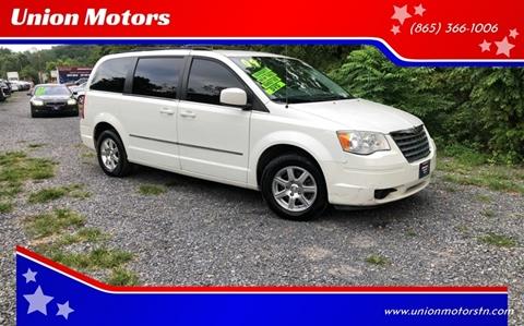 Minivan For Sale >> Minivan For Sale In Seymour Tn Union Motors