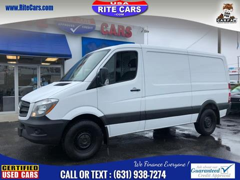 2017 Mercedes-Benz Sprinter Cargo for sale in Lindenhurst, NY