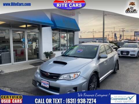 2013 Subaru Impreza for sale at Rite Cars INC in Lindenhurst NY