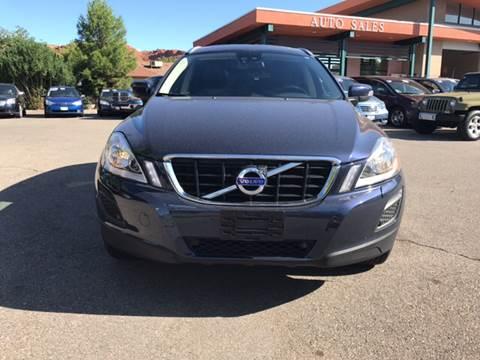 2012 Volvo XC60 for sale at Ridgeline Auto Sales in Saint George UT