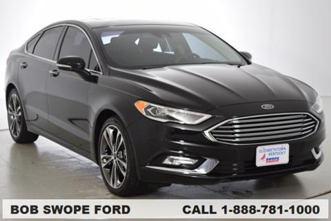 2017 Ford Fusion for sale in Elizabethtown, KY