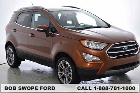 2018 Ford EcoSport for sale in Elizabethtown, KY