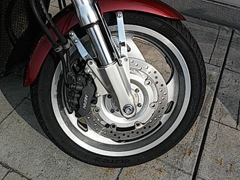 2002 Honda VTX